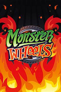 Monster Wheels kostenlos spielen Slot