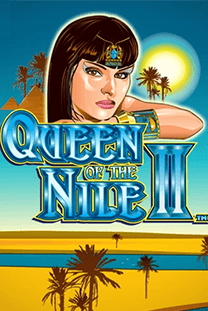 Queen Of The Nile 2 kostenlos spielen Slot