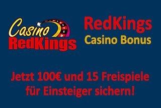 Casino Red Kings Bonus
