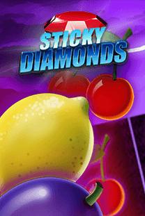 Sticky Diamonds kostenlos spielen Slot