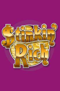 Stinkin Rich kostenlos spielen Slot