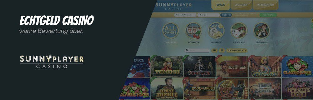Sunnyplayer Online Casino Echtgeld Erfahrungen