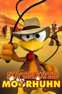 Super Duper Moorhuhn kostenlos spielen Slot