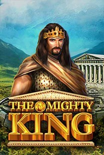 The Mighty King kostenlos spielen Slot