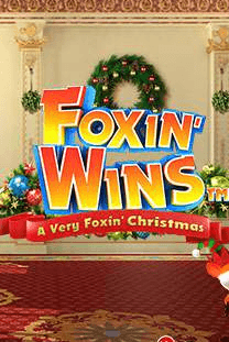 Very Foxin' Christmas kostenlos spielen Slot
