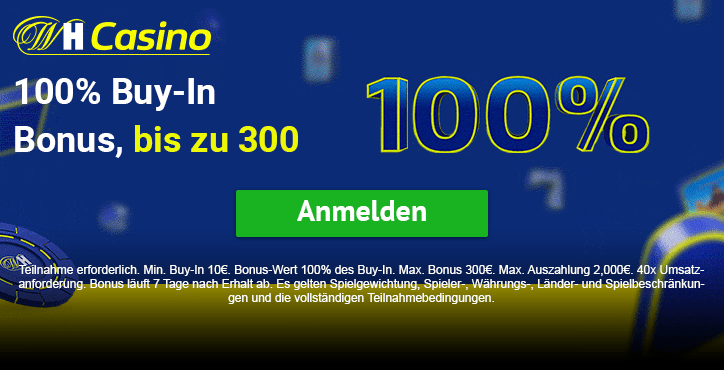 William Hill Echtgeld Casino